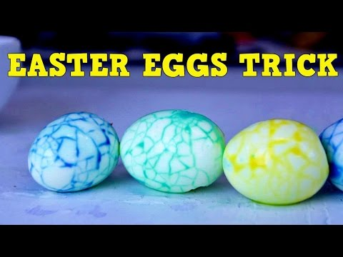 Easter Eggs Trick