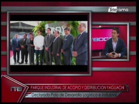Parque Industrial de Acopio y Distribución Yaguachi declarado polo de desarrollo logístico e industrial