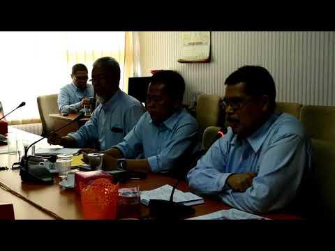 Rapat Kerja Komisi B DPRD Kota Depok dengan PDAM Tirta Asasta Kota Depok