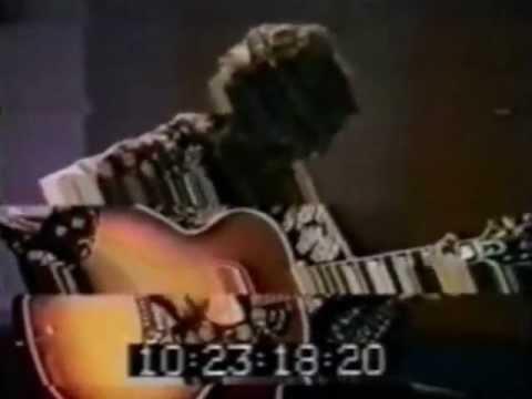 Black Mountain Side - Jimmy Page (видео)