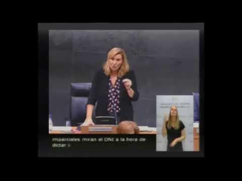 Respuesta de Ana Beltrán a Uxue Barkos ante sus declaraciones sobre Alsasua