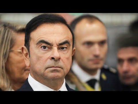 Nissan chief Carlos Ghosn arrested for financial misconduct