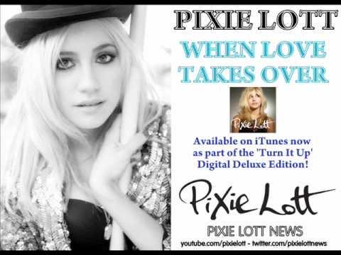 Video de When Love Takes Over de Pixie Lott