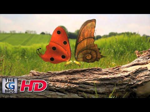 CGI 3D Animated Trailer : \