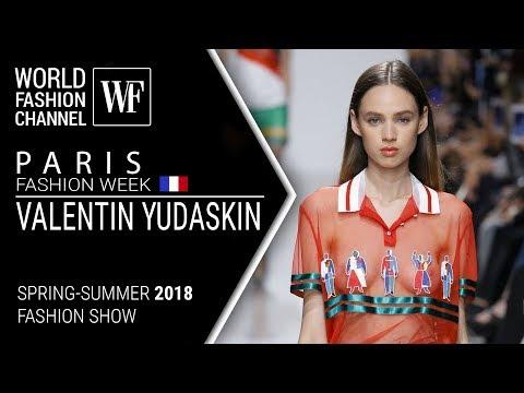 Valentin Yudashkin ВеснаЛето 2018 Неделя Моды в Париже