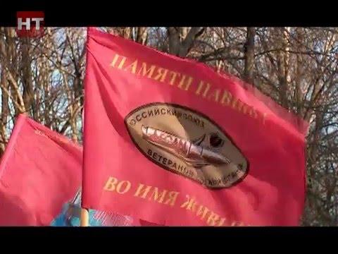 Прошла акция памяти. посвященная 36-ой годовщине со Дня ввода Советских войск в республику Афганистан