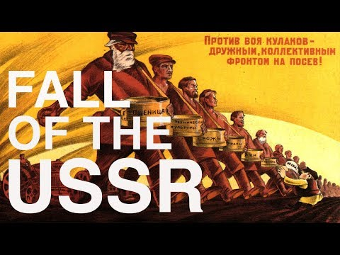 Fall of The Soviet Union Explained In 5 Minutes