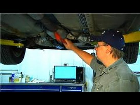 Car Maintenance Tips & Tricks : How to Remove Rust From an Exhaust