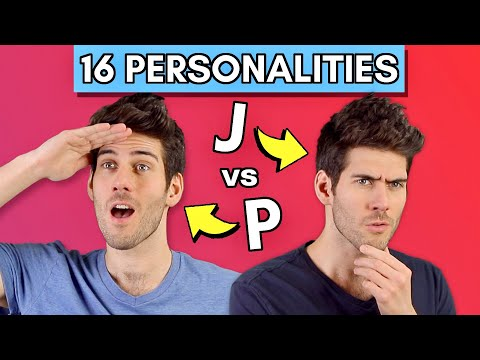 How do the 16 Personalities See the World Differently?