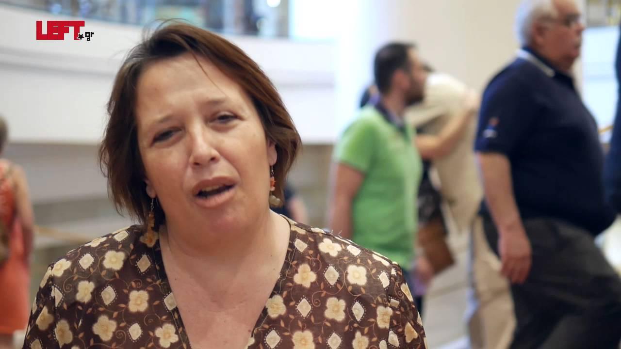 Κ.Ε. του ΣΥΡΙΖΑ  -Κατερίνα Κνήτου
