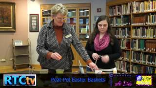 At Your Library Creative Corner- Easter