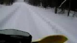 8. Ski Doo MXZ X Renegade 600