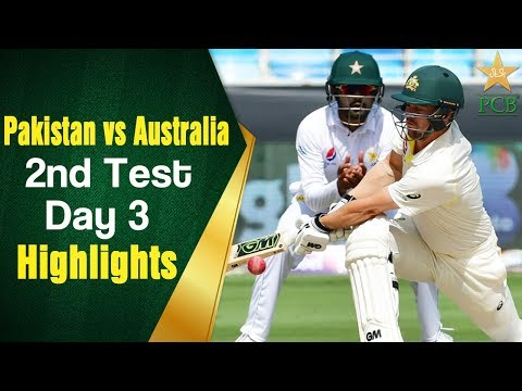 Pakistan Vs Australia | Highlights | 2nd Test Day 3 | PCB_Legjobb videók: Sport