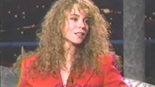 Download Lagu Mariah Carey 1990 - First TV Interview? (Part Two) Mp3