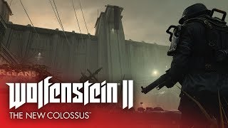 Stop the Nazis. Save America! Only in Wolfenstein II: The New Colossus