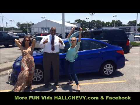 HALL CHEVY CUSTOMER VIDEO - Used Car Dealers in Franklin VA – Suffolk VA – Chevy Avalanche