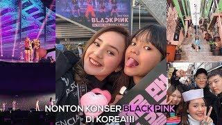 Video Beby Vlog #45 - NONTON KONSER BLACKPINK DI KOREA🖤💖 & KE LOKASI SHOOTING DRAMA KOREA! (FFMW) MP3, 3GP, MP4, WEBM, AVI, FLV Desember 2018