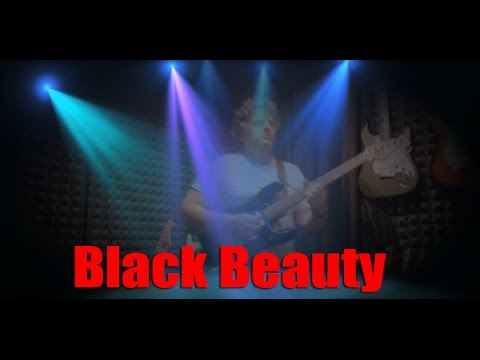 Black Beauty – Custom HSS Strat 9 Way Switching System