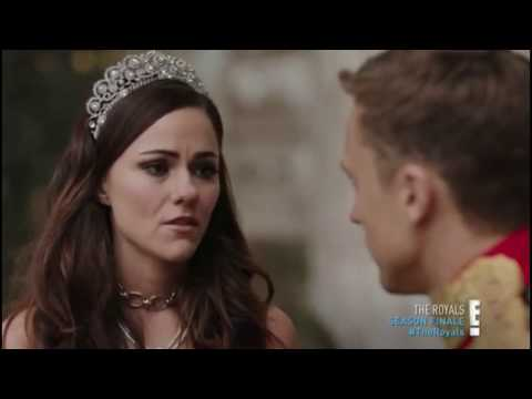 Robert Needs To Talk To Willow! - The Royals 4x10 'I'm Sorry I Didn't Believe In You!'