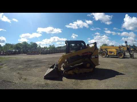 CATERPILLAR MULTI TERRAIN LOADERS 259D equipment video M1DcmirZ-wk