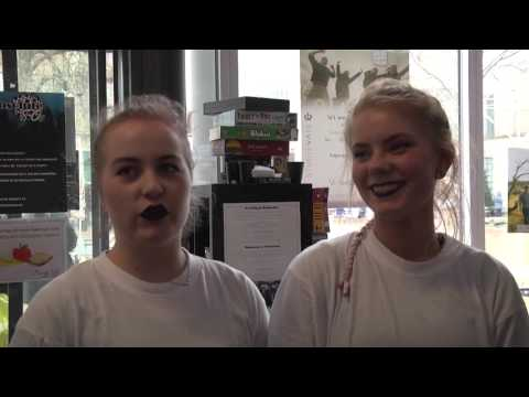 Dansens Dag 2016 – Efterskolen Sine.