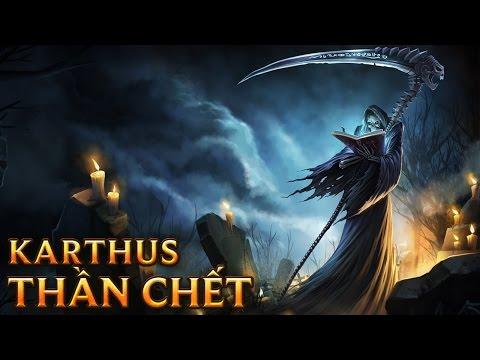 Thần Chết Karthus - Grim Reaper Karthus