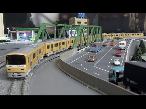 【鉄道模型】京急1000形 KEIKYU YELLOW HAPPY TRAIN