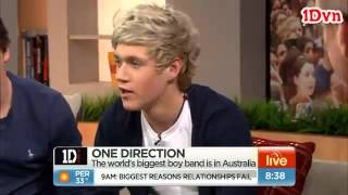 One Direction: LIVE on Sunrise