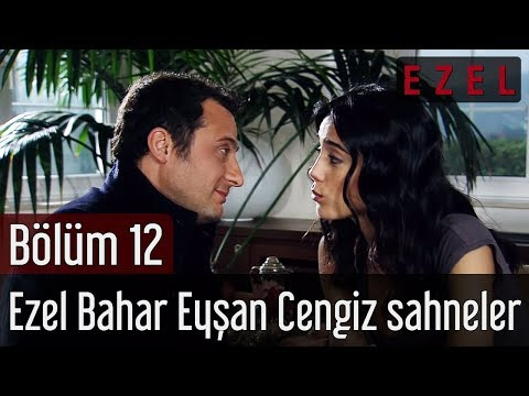 Video Ezel 12.Bölüm Ezel Bahar Eyşan Cengiz Sahneler download in MP3, 3GP, MP4, WEBM, AVI, FLV January 2017