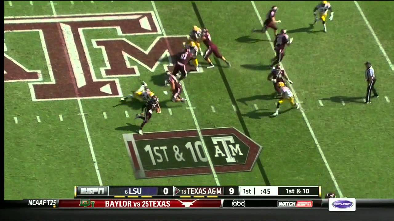 Eric Reid vs Texas A&M (2012)