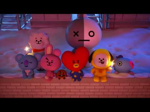 A Compilation of BT21 Animations Because Why Not - Thời lượng: 8:16.