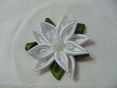 Nilüfer Çiçeği Yapımı - Havlu Kenarı