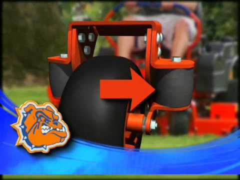"Bad Boy Mowers ""Put a Bad Boy in your Garage"" Commercial"
