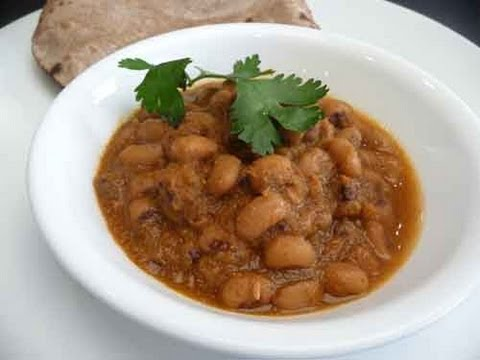 Black Eyed Peas Curry (Slow Cooker Indian Recipe)
