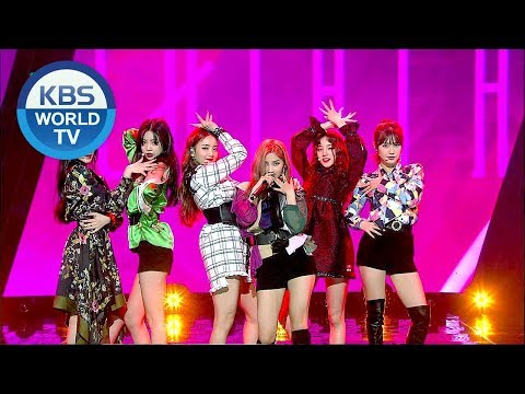 Video (G)I-DLE ((여자) 아이들) - LATATA [Music Bank / 2018.06.01] download in MP3, 3GP, MP4, WEBM, AVI, FLV January 2017