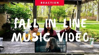 Video Christina Aguilera ft Demi Lovato | Fall In Line (Official Video) Reaction | The Millennial Chisme MP3, 3GP, MP4, WEBM, AVI, FLV Mei 2018