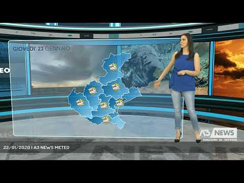 22/01/2020 | A3 NEWS METEO