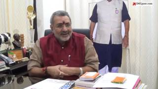 SMEpost | In-Conversation with Giriraj Singh, MoS, MSME - Full Interview