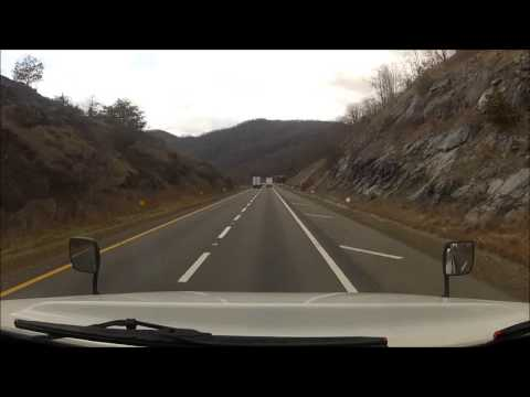 big rig talk - Driving down Fancy Gap Mountain in Virginia on I77 using the dash mounted GoPro Camera Follow me Facebook: http://www.facebook.com/groups/325481820806520/ We...