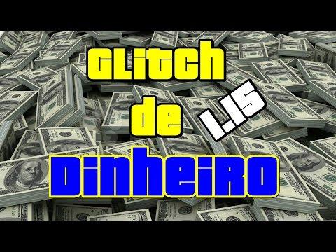 GTA V ONLINE 1.15 : MELHOR GLITCH DE DINHEIRO ATÉ AGORA (видео)