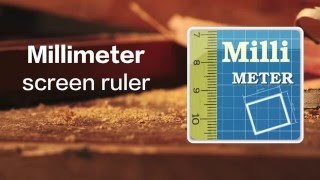 Millimeter - screen ruler app YouTube video