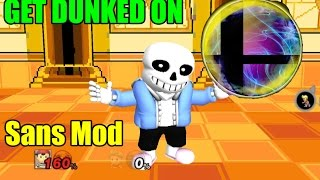 GET DUNKED ON by Sans