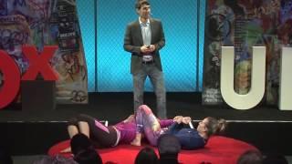 Building A Better World With Brazilian Jiu Jitsu   Frank Curreri   TEDxUNLV