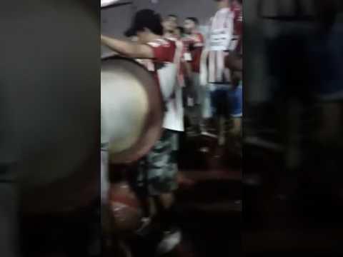 Hinchada de Instituto vs Santamarina - Los Capangas - Instituto
