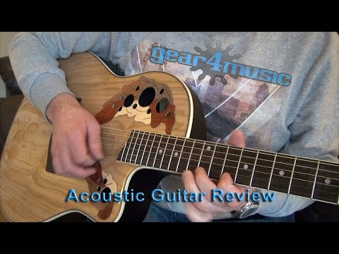 Gear4music Electro Acoustic Guitar review