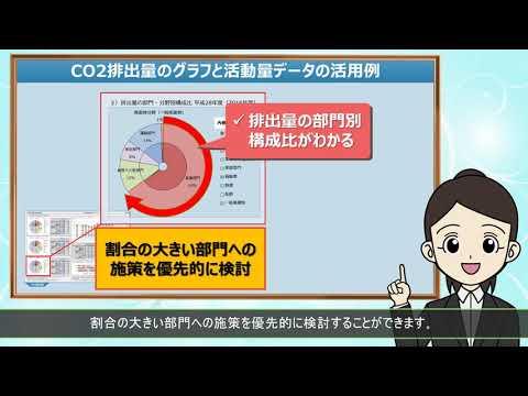 youtube 地方公共団体実行計画(区域施策編)ツール「自治体排出量カルテ」紹介