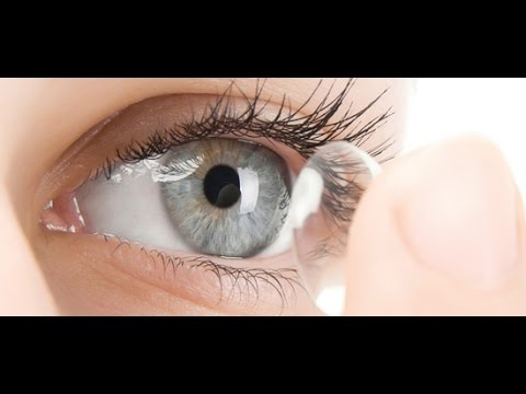 HOW TO: Insert / remove contact lens for beginners | NANCI