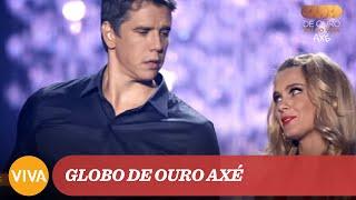Márcio Garcia e Carolina Dieckmann são os apresentadores do