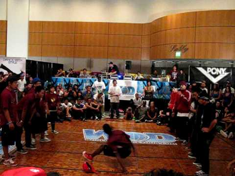 WOD SD: Stylistic Kings Vs Super Crew (GREAT QUALITY!!!)