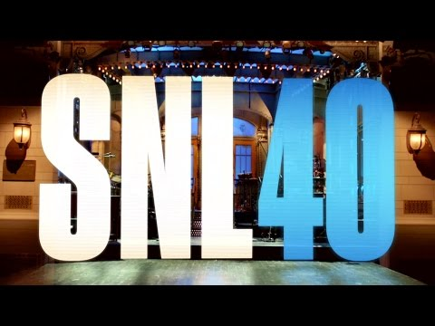 Saturday Night Live (40th Anniversary Special Promo)